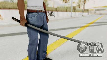 Liberty City Stories - Katana para GTA San Andreas