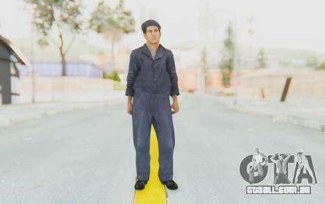Mafia 2 - Joe Empire Arms Clothes para GTA San Andreas segunda tela