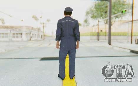 Mafia 2 - Joe Empire Arms Clothes para GTA San Andreas terceira tela