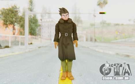 Dragon Ball Xenoverse Goten Time Patrol para GTA San Andreas segunda tela