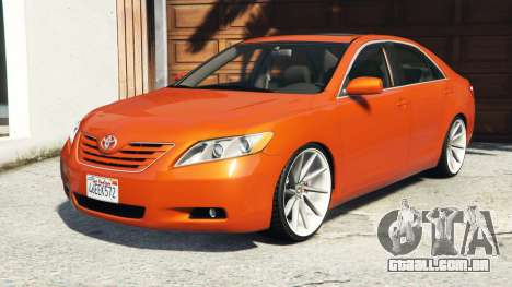 Toyota Camry V40 2008 [add-on] para GTA 5