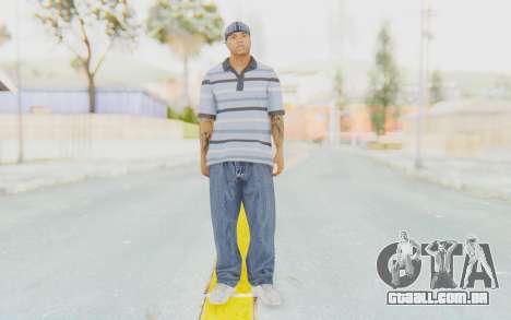 GTA 5 Aztecas Gang 3 para GTA San Andreas segunda tela