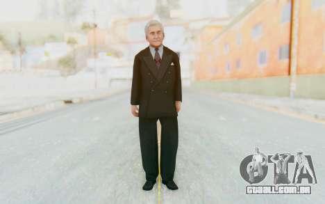 Mafia 2 - Leo Galente para GTA San Andreas segunda tela