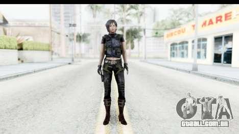 Resident Evil 4 UHD Ada Wong Assignment para GTA San Andreas segunda tela
