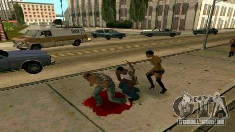 Prince Of Persia Water Sword para GTA San Andreas terceira tela