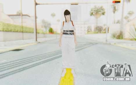 Kazumi Mishima para GTA San Andreas segunda tela