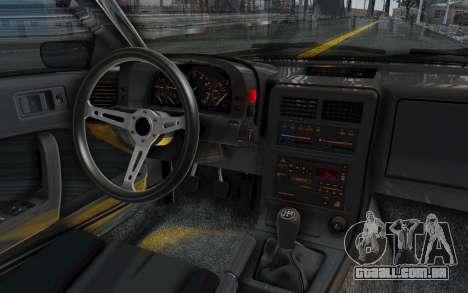 Mazda RX-7 FC3S BN Sport para vista lateral GTA San Andreas