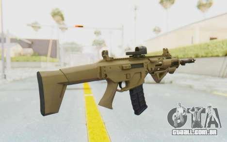 MSBS Radon Sight para GTA San Andreas terceira tela