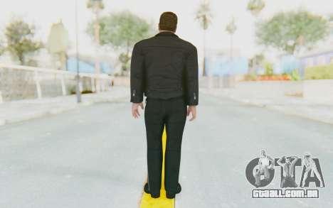 WWE2k16 Arnold Schwarzenegger Terminator para GTA San Andreas terceira tela