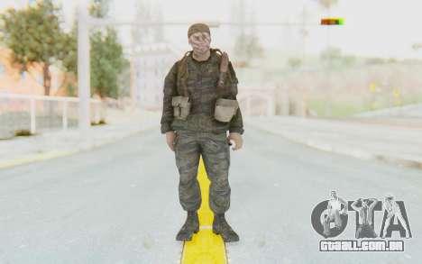 COD BO PVT Scott Vietnam para GTA San Andreas segunda tela