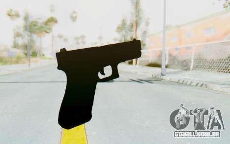 G17C para GTA San Andreas terceira tela