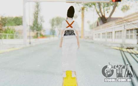 Kazumi Mishima para GTA San Andreas terceira tela