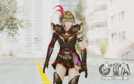 Dynasty Warriors 8 - Lu Lingqi v1 para GTA San Andreas