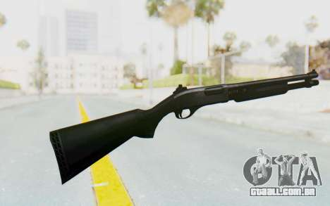 Remington 870 para GTA San Andreas segunda tela