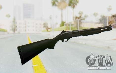 Remington 870 para GTA San Andreas segunda tela