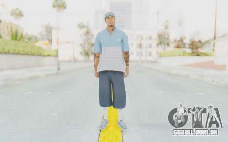 GTA 5 Aztecas Gang 2 para GTA San Andreas segunda tela