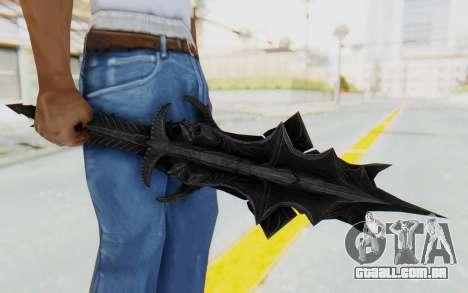Mace of MolagBall para GTA San Andreas terceira tela