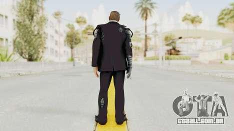 Dead Rising 2 DLC Cyborg Chuck para GTA San Andreas terceira tela