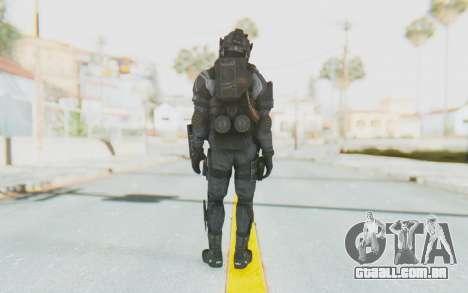 Federation Elite LMG Original para GTA San Andreas terceira tela