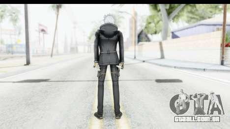 J Skin v1 para GTA San Andreas terceira tela