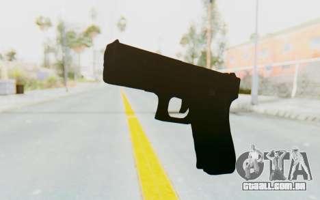 G17C para GTA San Andreas segunda tela