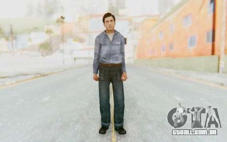 Mafia 2 - Vito Scaletta Prison para GTA San Andreas segunda tela