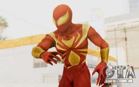 Marvel Heroes - Iron Spider para GTA San Andreas