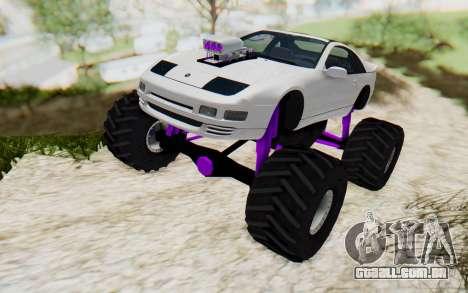 Nissan 300ZX Monster Truck para GTA San Andreas