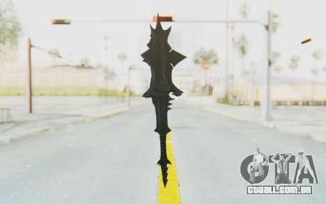 Mace of MolagBall para GTA San Andreas segunda tela