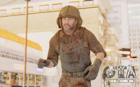 COD BO USA Pilot Vietnam para GTA San Andreas