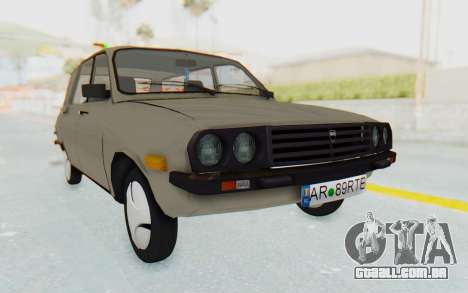 Dacia 1310 Break 1988 para GTA San Andreas vista direita