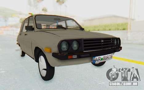 Dacia 1310 Break 1988 para GTA San Andreas vista direita