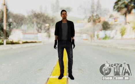 Payday 2 - Bodhi para GTA San Andreas segunda tela