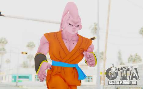 Dragon Ball Xenoverse Super Buu Goku FnF Absorbe para GTA San Andreas