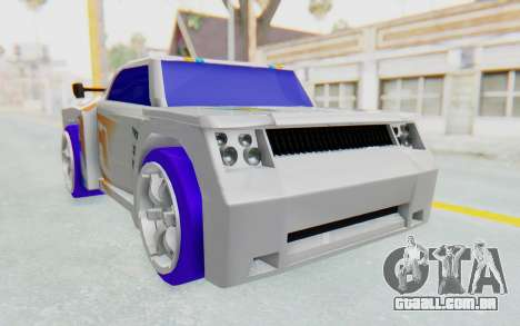 Hot Wheels AcceleRacers 3 para GTA San Andreas