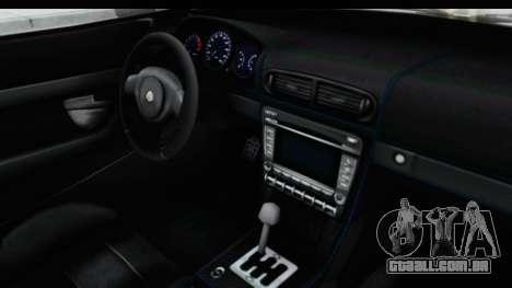 GTA 5 Lampadati Furore GT SA Lights para GTA San Andreas vista interior