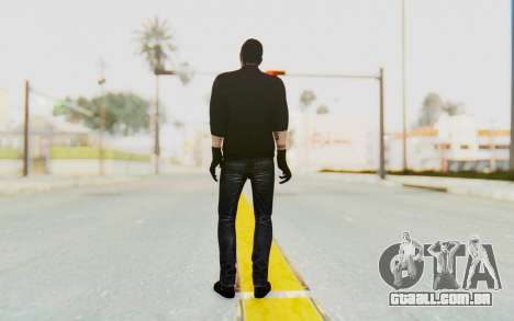 Payday 2 - Bodhi para GTA San Andreas terceira tela