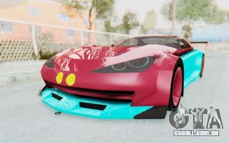 Bumblebee-R para GTA San Andreas