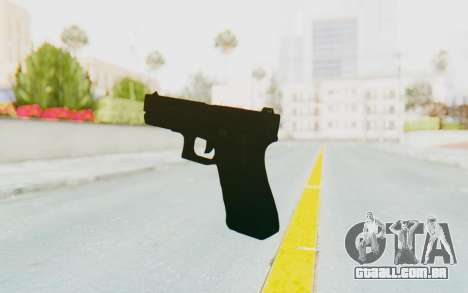 GTA 5 Hawk & Little Pistol .50 para GTA San Andreas terceira tela