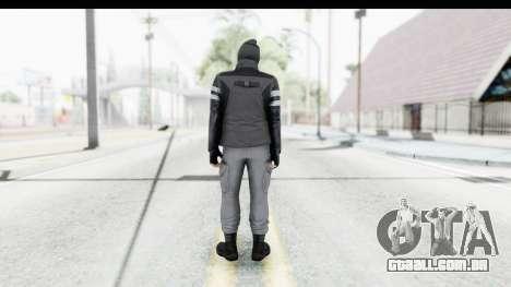 GTA Online Skin (Heists) para GTA San Andreas terceira tela