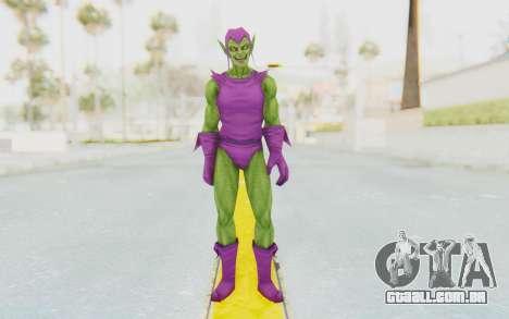Marvel Future Fight - Green Goblin para GTA San Andreas segunda tela