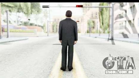 Mafia 2 - Henry Tomasino para GTA San Andreas terceira tela
