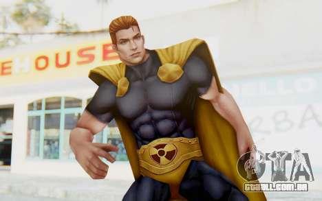 Marvel Future Fight - Hyperion para GTA San Andreas