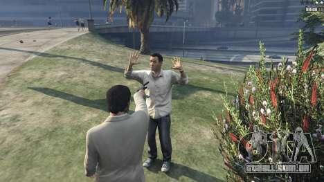 Executions para GTA 5