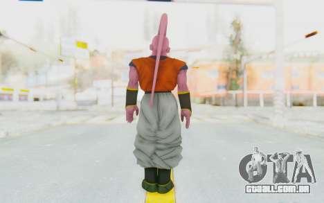 Dragon Ball Xenoverse Super Buu Gohan Absorbed para GTA San Andreas terceira tela