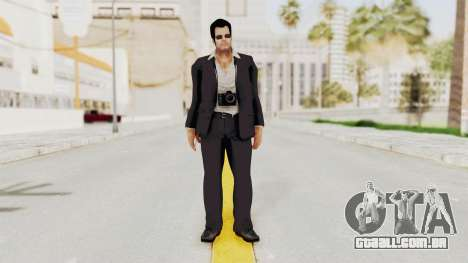 Dead Rising 2 Off The Record Frank West Glasses para GTA San Andreas segunda tela