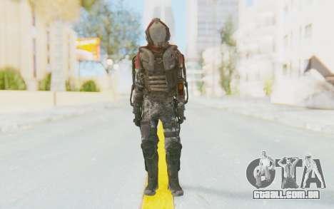 CoD AW Atlas Elite para GTA San Andreas segunda tela
