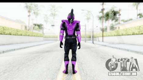 Cyber Rain MK3 para GTA San Andreas terceira tela