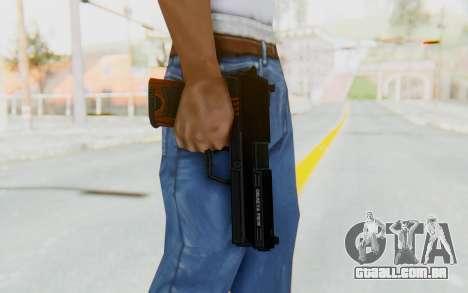 APB Reloaded - Obeya FBW para GTA San Andreas terceira tela