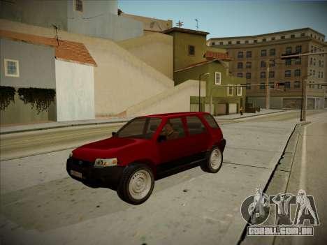 Ford Escape 2005 para GTA San Andreas